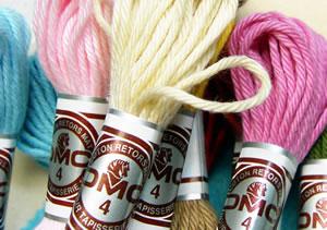 ししゅう糸(DMC4)
