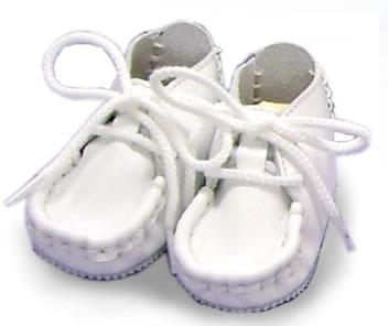 お空に還った天使のためのファーストシューズ 天使の靴