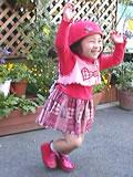 歩く赤ちゃん画像1